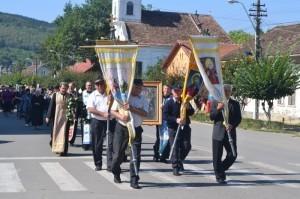 procesiunea decedatului