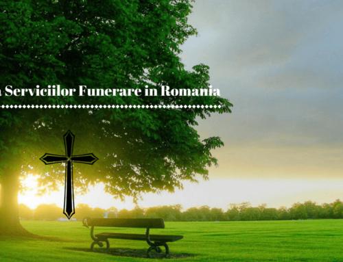 Evolutia serviciilor funerare in Romania