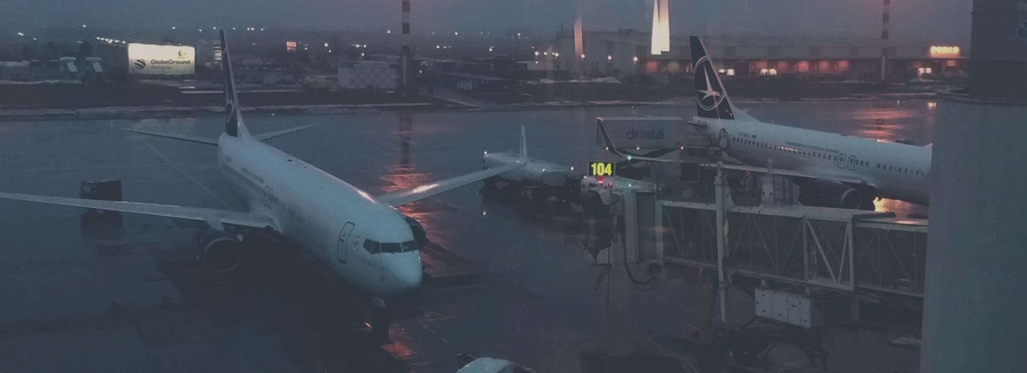 Preluare decedati aeroport