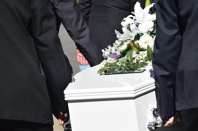 Cum să te îmbraci atunci când participi la o înmormântare